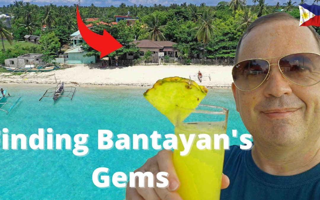 Where to Stay in Bantayan Island  | Philippine Vlog