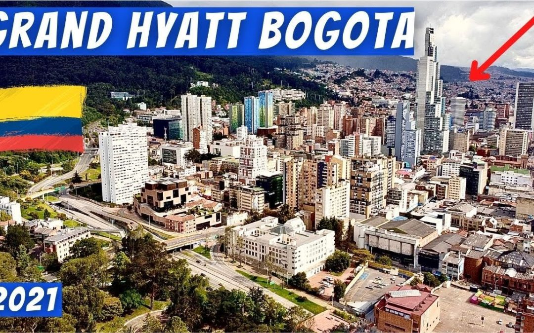 This BOGOTA  🇨🇴 hotel is AMAZING for Colombia trip! (Grand Hyatt Bogota Colombia full review 2021)