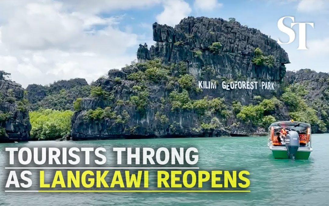 Travel: Tourists throng as Langkawi reopens