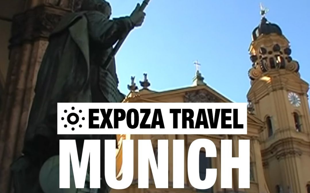 Munich Vacation Travel Video Guide • Great Destinations
