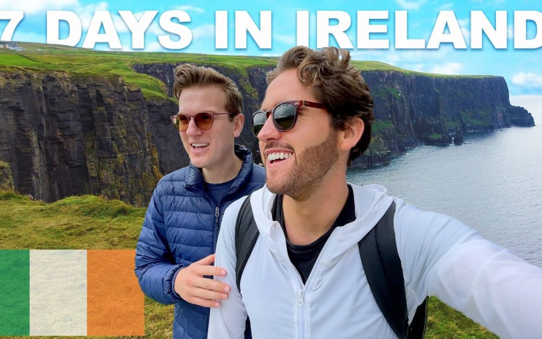 We Spent 7 Days Traveling IRELAND – Here's What We Found