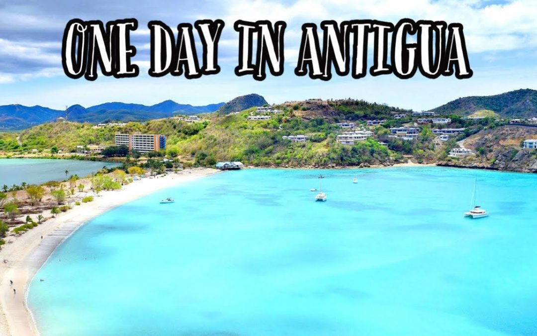 ONE DAY IN ANTIGUA | Exploring a Caribbean Island