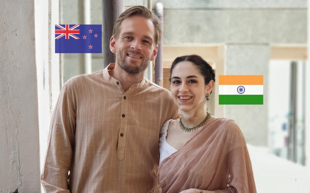 Who Said Interracial Relationships Don't Work? 🇳🇿🤝🇮🇳