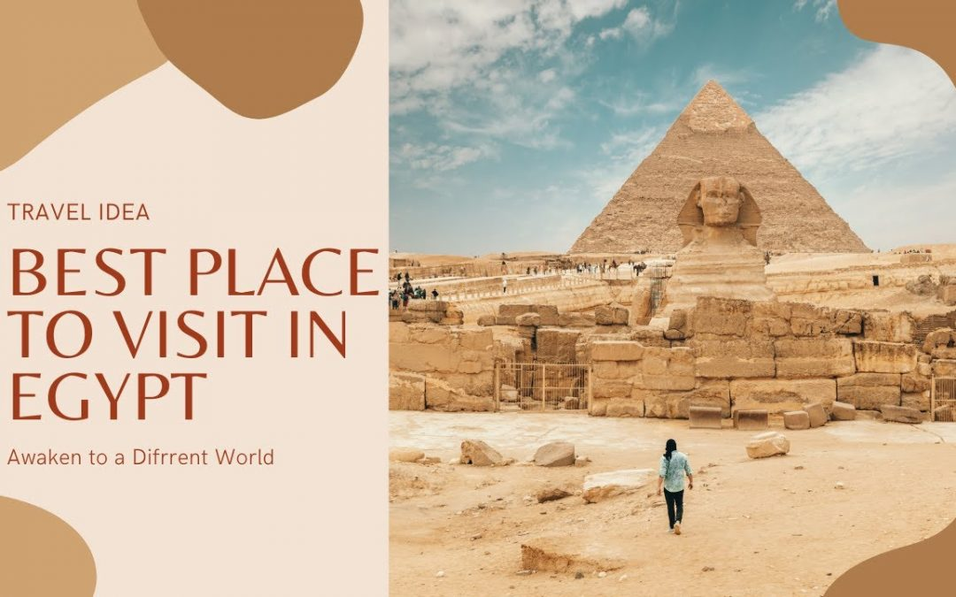 Best Places to Visit in Egypt #EGYPT #TRAVEL #VISIT #VACATION #SHORTS